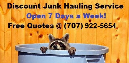 Residential trash hauling is our specialty, If you have garbage or trash building up in your home, driveway, back yard, or garage: call us for a low cost dump run today.